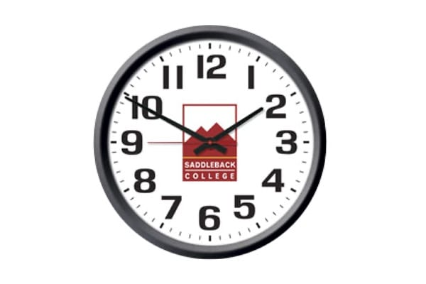Saddleback College SiteSync IQ Replacement Wireless Clock System Case Study