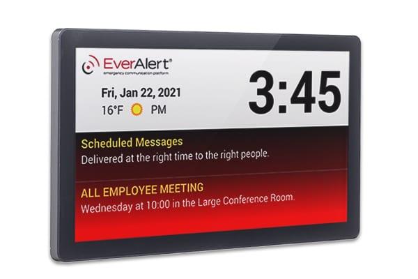 EverAlert Dynamic Display