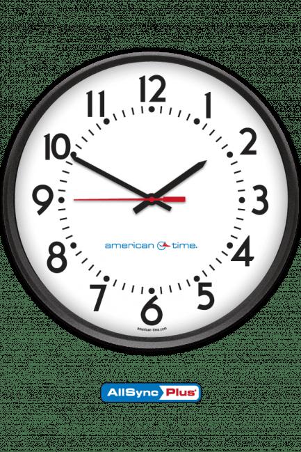 AllSync Plus clock and icon