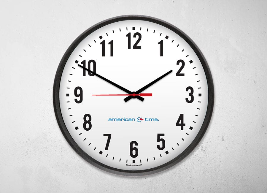 Replacement clocks for Dukane