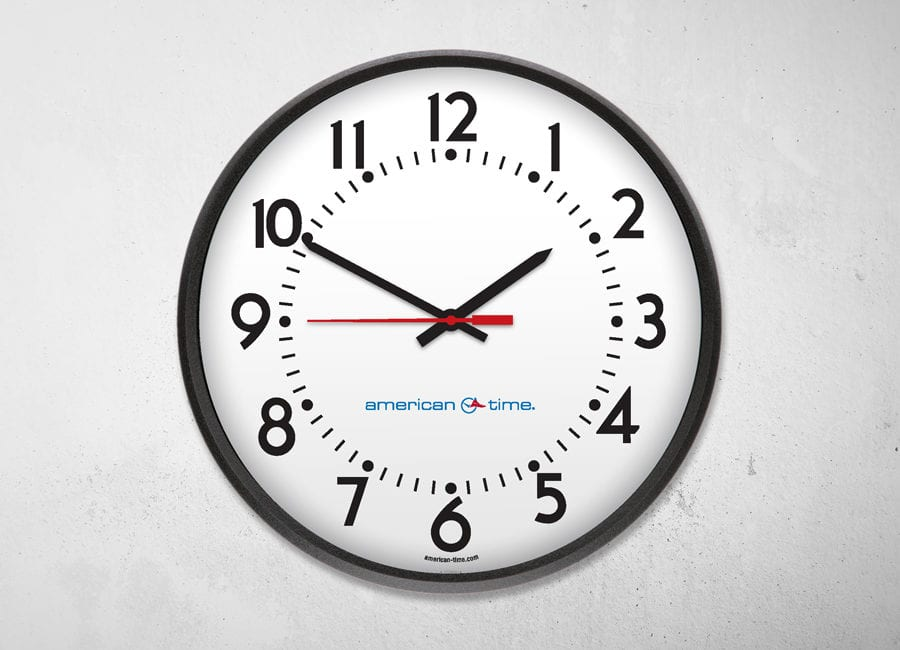 Replacement clocks for National Time