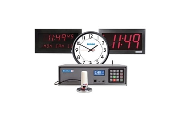 Ecolab Clock System Replacement Case Study